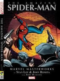 Marvel Masterworks The Amazing Spider Man Volume 8 Niftywarehouse