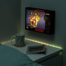 Super Mario Question Block Lamp Uk by Nintendo Heroes Wear Capes Super Mario World Luminart Preorder