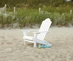 Agio Patio Furniture Sears by Garden Oasis Adirondack Chair White