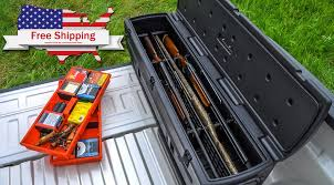 Truck Bed Gun Storage Systems