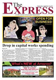 Sams Storage Sheds Mareeba by The Express Newspaper 10th August 2016 By Carlo Portella Issuu