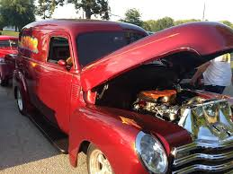 100 1948 Chevy Panel Truck Tony Butts Wanted Something Different With His Chevy Panel