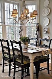 Turning Our Back Porch Dreaming Into A Reality Part 2 Country Dining Rooms Black