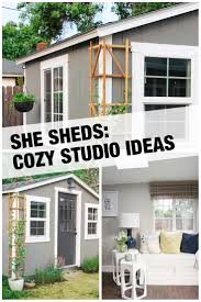 Tuff Shed Storage Buildings Home Depot by This Sophisticated She Shed Installed By The Home Depot Is