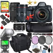 100 Hk Mark 24 Amazoncom Canon EOS 6D II DSLR Camera With 105mm F4L II