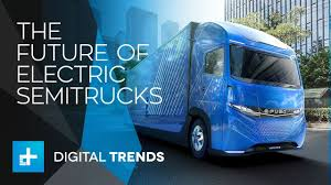 Electric Semitrucks Are The Latest Buzz In The Trucking Industry ...