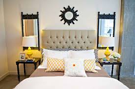 Modern Nice Design Of The Bedroom Ideas Vintage That Has Cream Bed Can Be