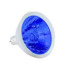 ext b bulb platinum mr16 50w 12v colored in blue gu5 3 halogen