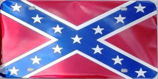 Confederate Flag Bedding by Cld Reb Western Confederate Flag Chrome License Plate U2013 Wild West