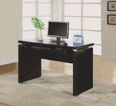 monarch specialties incorner l shaped writing desk dark taupe i
