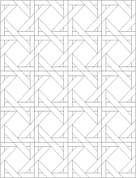 Quilt Coloring Sheets