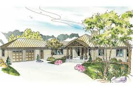 100 The Willow House Plan Lodge Style S Creek 10542 Associated Designs