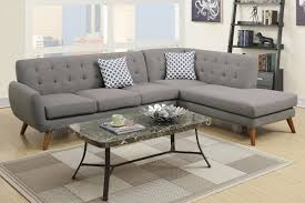 Kenton Fabric Sectional Sofa 2 Piece Chaise by Grey Sectional Sofa Charcoal 2 Piece Sectional Wlaf Chaise Room