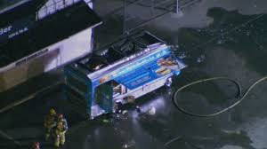 Food Truck Catches Fire In Phoenix Kptv Fox 12, Food Truck Phoenix ...