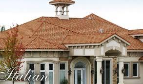 decra villa tile budget building supplies
