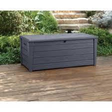 amazon com keter brightwood 120 gallon outdoor garden patio
