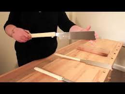 set of 3 gyokucho japanese hand saws jp1173 youtube