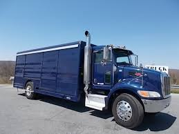100 Peterbilt Trucks For Sale PETERBILT Beverage Truck N Trailer Magazine