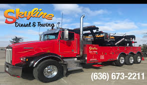 Welcome To Skyline Diesel & Towing – Serving Foristell, MO, And The ...