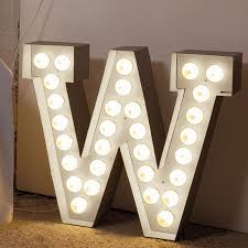 big metal letters with lights amusing hobby lobby large letters