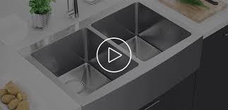 33x22 Copper Kitchen Sink by Kitchen Sinks At The Home Depot