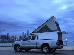 100 Pickup Truck Camper Leentu Sunzal Composite Pickup Truck Camper Keeps Adventures