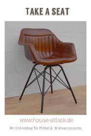 schalenstuhl aus vintage ziegenleder stuhl schalenstuhl