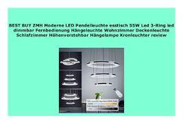 best seller zmh moderne led pendelleuchte esstisch 55w led 3