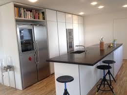 bulthaup b1 mit granitarbeitsplatte fertiggestellte küchen