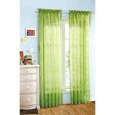Sheer Curtains At Walmart by Green Sheer Curtains U2013 Teawing Co