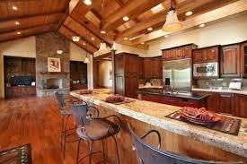 Open Floor Plan Design Ideas Country Homes Free Printable 11 Wonderful Rustic