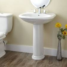 Aquasource Pedestal Sink Dimensions by Darby Pedestal Sink Bathrooms Pinterest Pedestal Sink