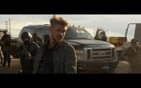 Ford Super Duty Truck – Logan (2017) Movie