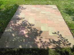 how to lay a garden patio build a patio with concrete pavers incoming bytesincoming bytes
