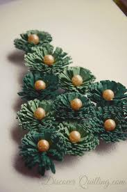 Silvertip Christmas Tree by Discover Quilling Page 5 Of 9 The Art Of Curling Paper