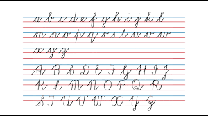How To Write Capital Letters Gallery Letter Format Examples