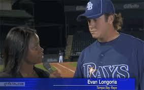 Evan Longoria Amazing Baseball Catch