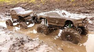 RC ADVENTURES - MUDDing And A BoG RACE -