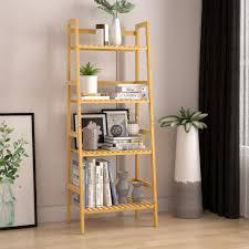 casaria standregal badregal bambus 4 etagen kaufland de