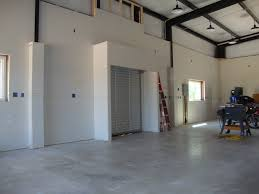 Finishing Drywall On Ceiling by Finishing A Metal Building Interior What Works And What To Stay