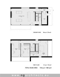 100 Modern Residential Architecture Floor Plans Awesome