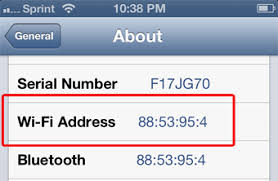 How to Find Your iPhone s MAC Address