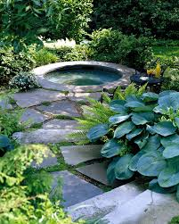 15 Amazing Hot Tub Ideas For Your Backyard | Outdoortheme.com Keys Backyard Jacuzzi Home Outdoor Decoration Fire Pit Elegant Gas Pits Designs Landscaping Ideas With Hot Tub Fleagorcom Multi Level Deck Design Tub Enchanting Small Tubs Images Spool Hot Tubpool For Downward Slope In Backyard Patio Firepit And Round Shape White Interior Color Above Ground Patios Magnificent With Inspiration House Photo Outside