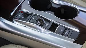 2015 Acura TLX Interior Detail