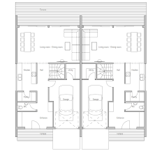 Small Duplex Floor Plans by Duplex Floor Plans 3 Bedroom Bedroom Duplex House Plans Arts With