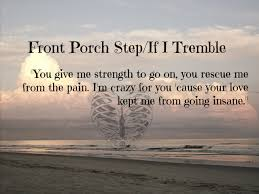 Front Porch Step Love Songs – Decoto