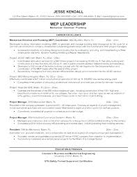 Construction Project Manager Resume Sample Fresh Images Electrical