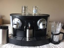 Commercial Nespresso 220 Coffee Machine With GBP600 Worth Of Pods FREE