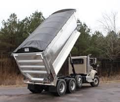 100 J And J Truck Bodies Alumatech Aluminum Dump
