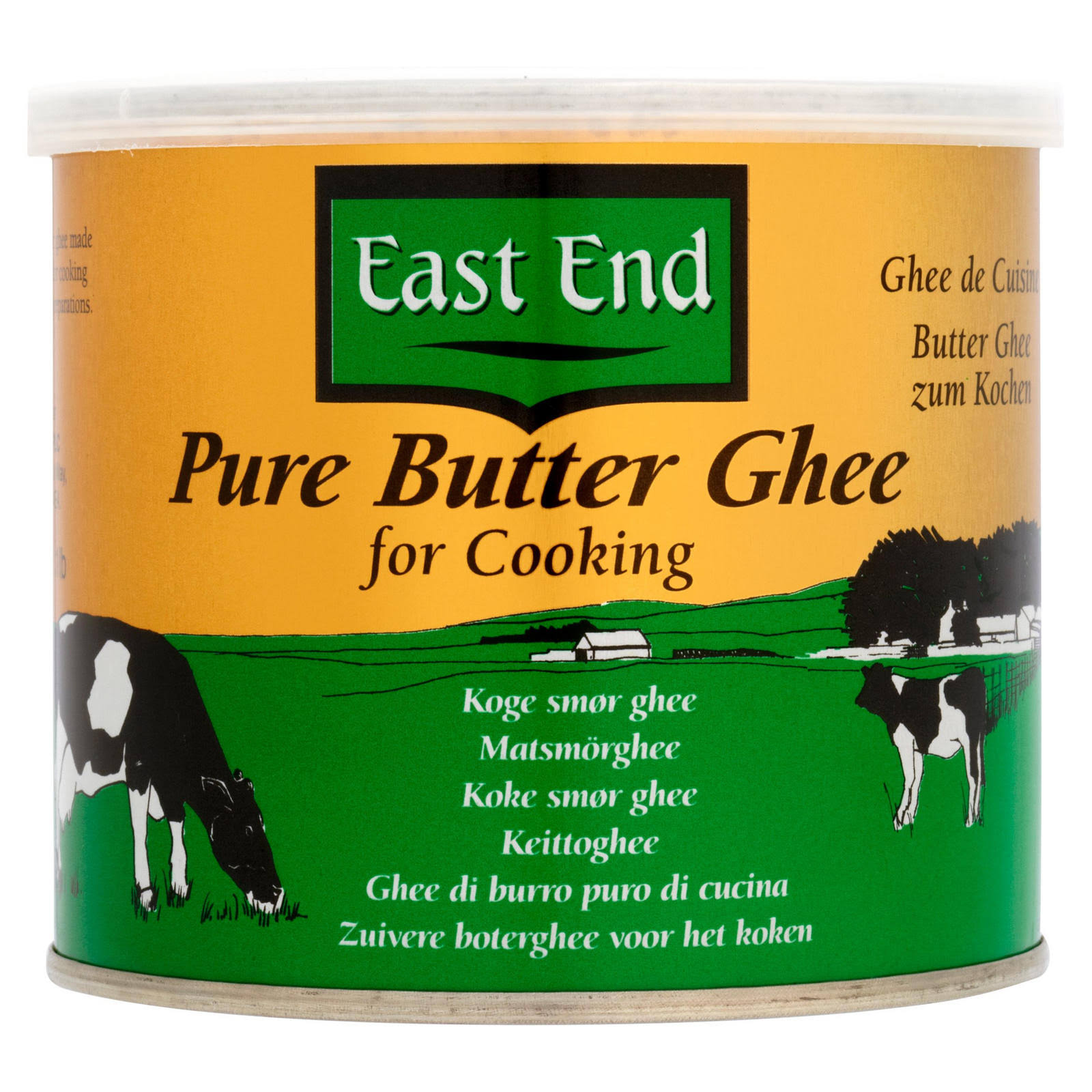 East End Cooking Pure Butter Ghee - 500g